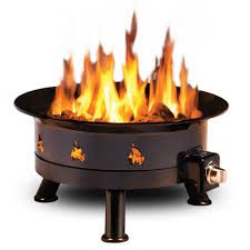 portable propane outdoor fire pit home design attractive canada awesome ideas