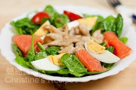 In western christianity, easter sunday is the first sunday after the first full moon of spring, which starts on 21 march. Smoked Salmon Salad Easter Side Dish From Christine S Recipes Smoked Salmon Salad Salmon Salad Easter Side Dishes