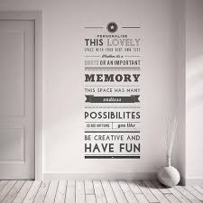 Small Picture Wall Stickers Quotes oakdenedesignscom
