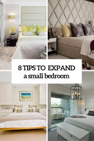 Great How To Make A Small Bedroom Look Bigger