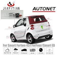 JIAYITIAN Rear View Camera For Smart Fortwo 451/Smart ED/Smart Fortwo  Brabus CCD Night Vision/Reverse Camera Backup parking Cam|rear view camera|plate  camerarear view car camera - AliExpress