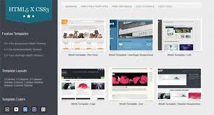 Best Website Templates Delectable 28 Best Website Free Templates Download FreshDesignweb