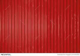 sheet metal texture red corrugated metal sheet texture background stock photo 41835293