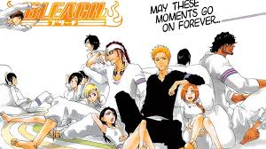 Bleach Relationships Chart Everyone Gets A Happy Ending In The Final Chapter Of Bleach