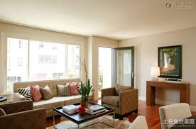 Interior Decorating For Small Living Rooms How To Decorate A Small House Monfaso
