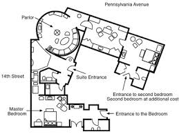 White House Floor Plan Oval Office Beautiful Second Floor White
