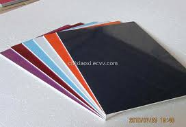 gloss laminate sheet high gloss precoated steel sheet for sign board purchasing souring