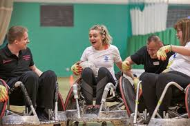 Melanie Woods and how WheelPower's Inter-Spinal Unit Games has changed her  life | WheelPower