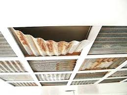 corrugated metal ceilings re ceiling tiles system brooklynshortco corrugated tin ceiling corrugated tin ceiling basement