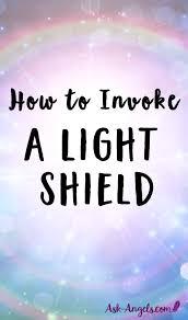 Seeing Blue Lights Spiritual How To Invoke A Light Shield