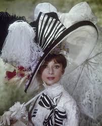 "my fair lady and other pyg on adaptations ny daily news audrey hepburn appears as eliza doolittle in ""my fair lady """