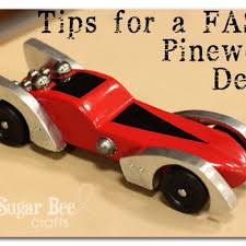 Free Easy Pinewood Derby Designs Pinewood Derby Tips Tricks How To Make Your Car Faster