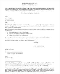 A supply agreement is a document between two parties, a supplier and a purchaser. Free 8 Sample Vendor Contract Agreement Templates In Ms Word Pdf