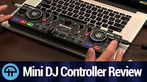 Numark DJ2GO2 Review - <b>Portable Mini</b> DJ Controller - YouTube