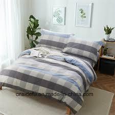 china long staple cotton check yarn dyed bedding home sweet home china bedding bedding home
