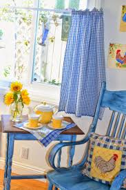 Yellow Gingham Kitchen Curtains 17 Best Ideas About Gingham Curtains On Pinterest Check Curtains