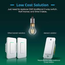Best Three Way Smart Light Switch Best Smart Light Switch 2020 Electrical Light Switches