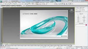 Civil View 3ds Max Design Tutorials How To Access The Civil View Tools Sets In 3ds Max Design 2015