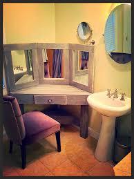 bathroom vanity makeup station. bedroom vanity sets   bathroom with makeup station corner n