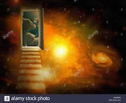 open door painting. Surreal Painting. Open Door To Another World. Open Painting E