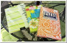 wonderful vinyl outdoor table covers how to make outdoor wall art in my own style