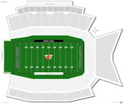 Apogee Stadium North Texas Seating Guide Rateyourseats Com