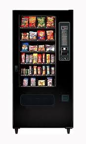 Portable Vending Machine Magnificent USI Model 48 Snack Machine Vending World