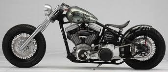 brass ball bobbers custom bobber motorcycle