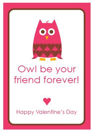 owl valentine s day cards to print. Unique Valentine Owl Valentineu0027s Day Cards  Free Printable By Amy Locurto At  LivingLocurtocom And Valentine S To Print A