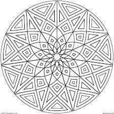 Symmetrical Coloring Pages Symmetrical Coloring Pages Symmetry