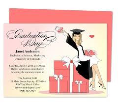 Graduation Invitation Templates Microsoft Word Word For Graduation Card Rome Fontanacountryinn Com