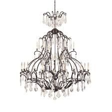 timeless lighting. World Imports Timeless Elegance Collection 21-Light Bronze Chandelier Lighting