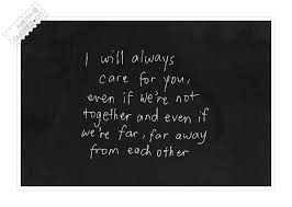 I Will Always Care For You Love Quote QUOTEZ○CO Delectable I Care About You Quotes