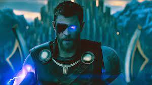 Thor God Of Thunder Artwork 4K thor ...