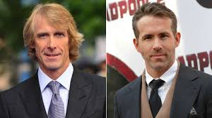 Ryan Reynolds, Michael Bay Team for