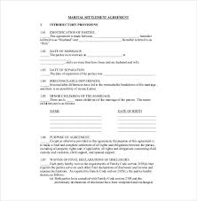 40 Divorce Agreement Templates PDF DOC Free Premium Templates Mesmerizing Divorce Paper Template
