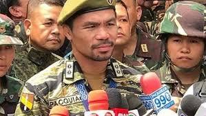 Resultado de imagen para manny pacquiao soldier