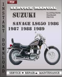 suzuki savage ls650 1986 1987 repair manual repair suzuki savage ls650 1986 1987 1988 1989 service manual