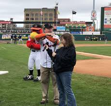 Rochester Red Wings Celebrate Deaf Culture Day At Frontier