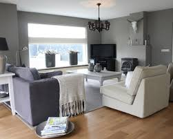 Warm Wall Colors For Living Rooms Best Grey Paint Color The Best Creamy Gray Paint Earnest Home Co
