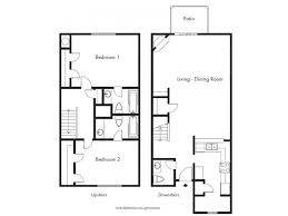 2 bedroom houses for rent in midland tx. 4 floor plans at bradford apartments 2 bedroom houses for rent in midland tx o