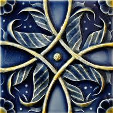 6X6 Decorative Ceramic Tile Floral Tiles Fin Soundlabclub Decorative Ceramic Tile Floral Tiles 1