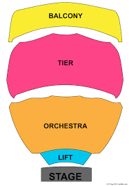 Abraham Chavez Theatre Seating Chart