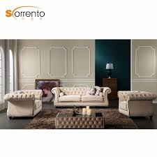 Design Of Sofa Set For Drawing Room Hot Item White Color Violino Style Drawing Room 123 Sofa Set