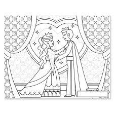 101610 Melissa Doug Disegni Da Colorare Principesse E Fate