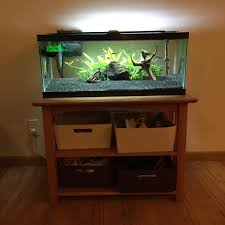 aquarium furniture design. Tank Furniture. Aquarium Furniture Design. Stand W Weathered Stain Al On Design K