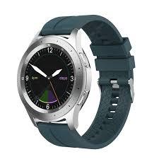 LEEHUR Smartwatch IP67 Waterproof Full HD Touch Screen Music ...