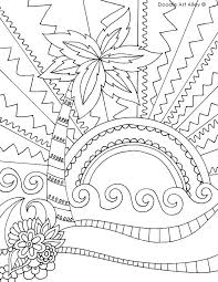 summer coloring page free printable and coloring pages summer coloring pages by number