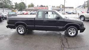 2001 Chevrolet S10, Black - STOCK# 11203 - YouTube
