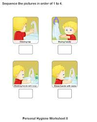 Personal Hygiene Worksheets For Kids Collection (1 8) | logopedia ...